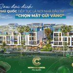 Dự án Meyhomes Capital Phú Quốc bùng nổ với sức nóng Thành phố Phú Quốc