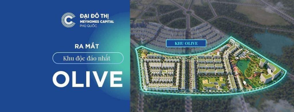 Meyhomes Capital Phú Quốc Chính thức ra mắt phân khu Olive