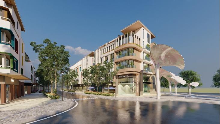 Công năng sử dụng dự án Meyhomes Capital Phú Quốc điển hình